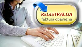 registracija faktura
